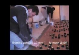 Embedded thumbnail for Distanziatori tiramisu